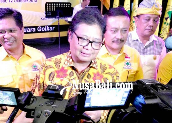 Nusabali.com - airlangga-pimpin-langsung-bappilu-golkar