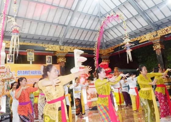 Nusabali.com - dtb-marakkan-acara-saraswati