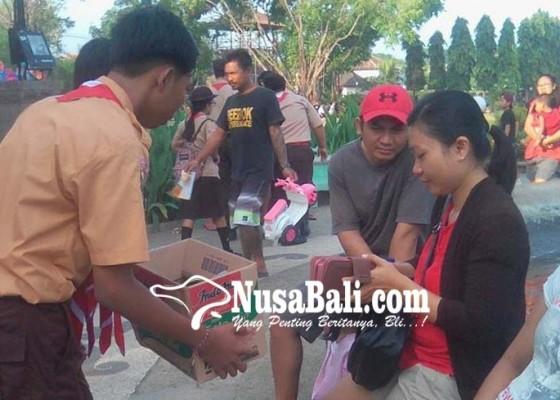 Nusabali.com - lintas-komunitas-galang-dana-untuk-palu
