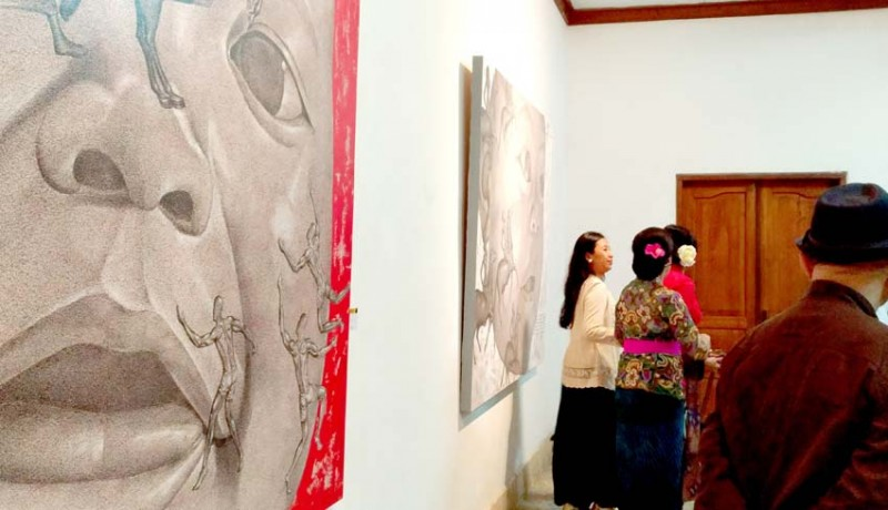 www.nusabali.com-kun-pamerkan-titi-wangsa-di-museum-neka