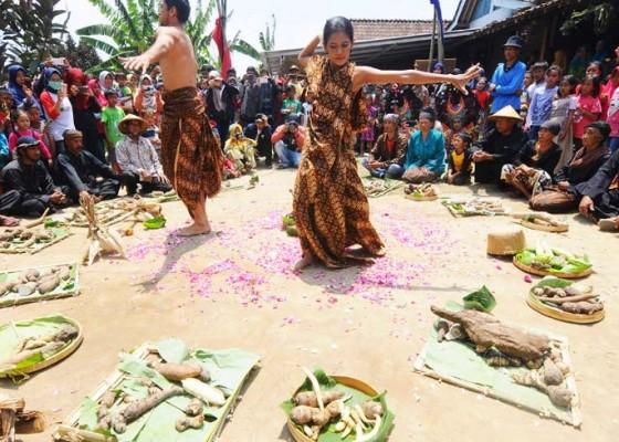 Nusabali.com - tradisi-kenduri-palawija