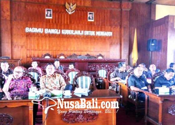 Nusabali.com - dewan-pertanyakan-anggaran-ggs