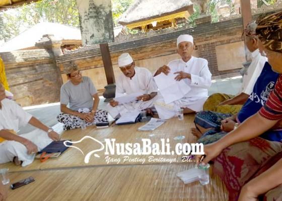 Nusabali.com - banyuning-timur-jelaskan-soal-ngusaba-desa