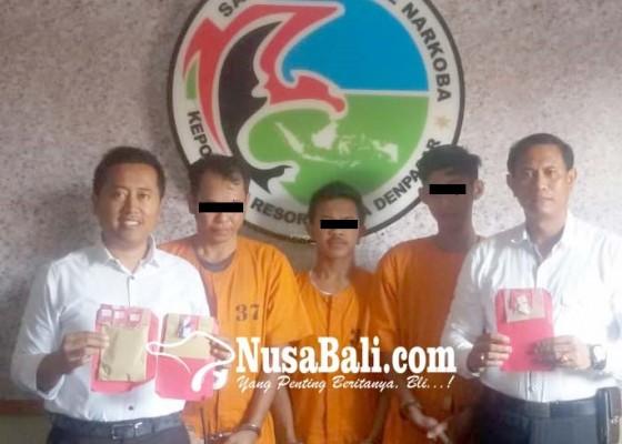 Nusabali.com - tiga-pemakai-dijuk-bandar-tak-tersentuh