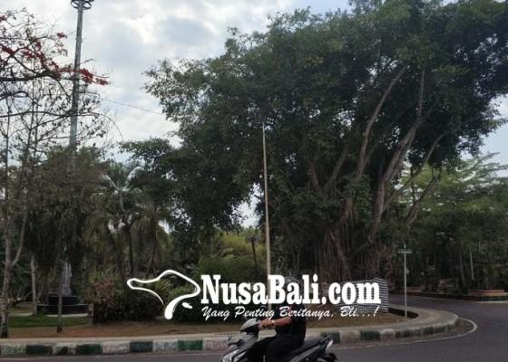 Nusabali.com - rawan-dirusak-lampu-rth-gunakan-lampu-sorot