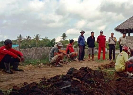 Nusabali.com - krama-subak-protes-usaha-tambak