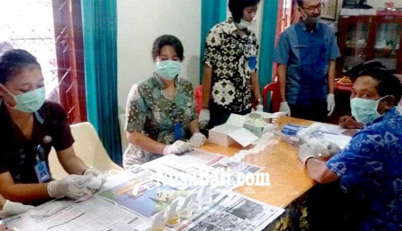 www.nusabali.com-pegawai-rutan-klungkung-ditest-urine