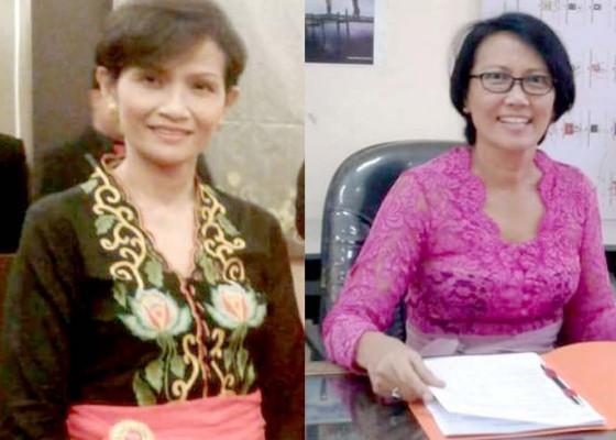 Nusabali.com - berawal-jadi-anggota-kpps-dua-srikandi-kini-duduk-di-kpu-denpasar