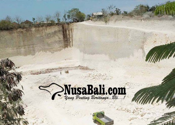 Nusabali.com - galian-untuk-tempat-olah-sampah-dikeluhkan