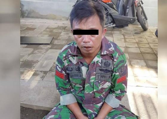 Nusabali.com - tni-au-gadungan-diciduk-polisi