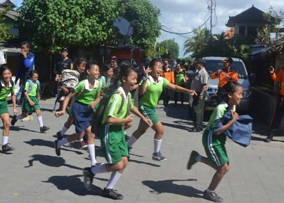 Nusabali.com - bpbd-kota-denpasar-gencar-sosialisasikan-mitigasi-bencana