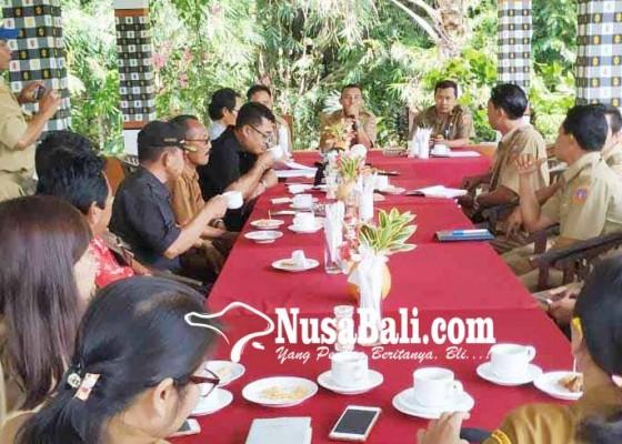 Nusabali.com - perbekel-sepakat-transaksi-non-tunai