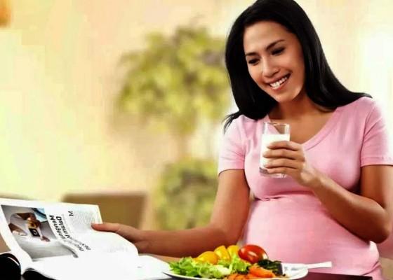 Nusabali.com - kesehatan-bumil-cermati-makanan-mentah
