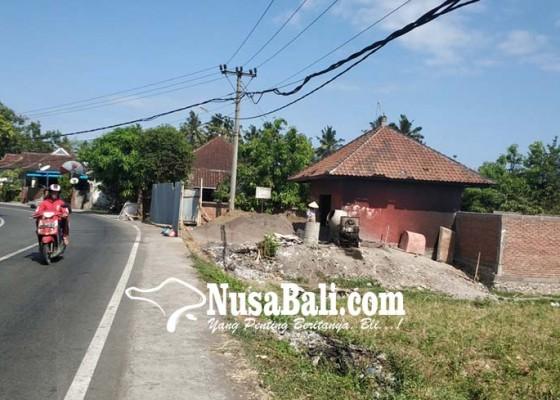 Nusabali.com - penyanding-keluhkan-pembangunan-tpst