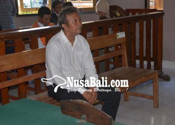 Nusabali.com - nyabu-mantan-pembalap-divonis-14-bulan