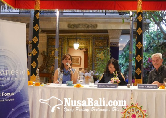 Nusabali.com - indonesia-menjadi-negara-pertama-di-asia-tenggara-sebagai-market-focus-country-di-london-book-fair-2019
