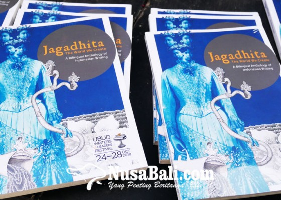 Nusabali.com - 2018-ubud-writers-and-readers-festival-launched-a-jagadhita-bilingual-anthology