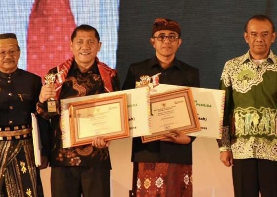 Nusabali.com - denpasar-raih-dua-penghargaan-layak-pemuda-2018