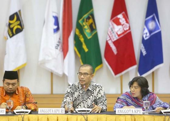 Nusabali.com - kpu-sediakan-baliho-kampanye-pileg-2019