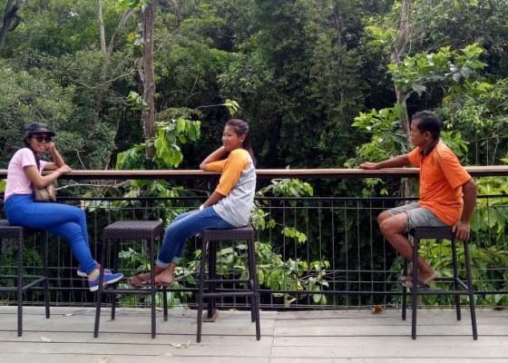 Nusabali.com - wisata-baru-tegalan-dan-sungai-disulap-jadi-tempat-selfie