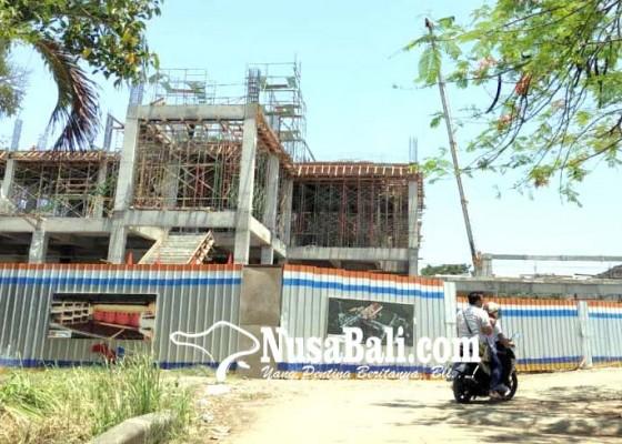 Nusabali.com - pembangunan-balai-budaya-hingga-akhir-2018-ditarget-tuntas-35-persen