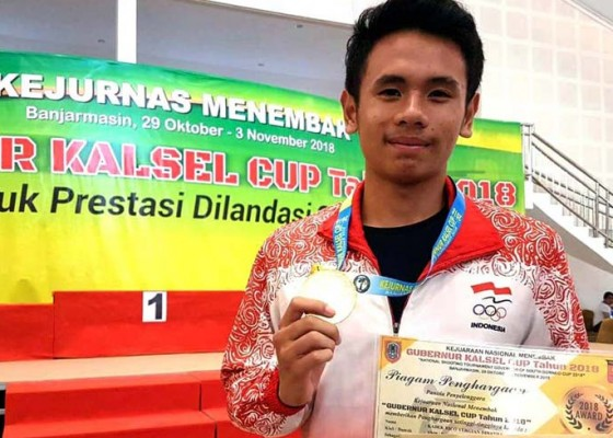 Nusabali.com - bali-raih-tiga-emas