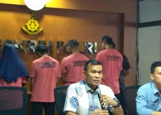Nusabali.com - penyebar-hoax-penculikan-anak-ditangkap
