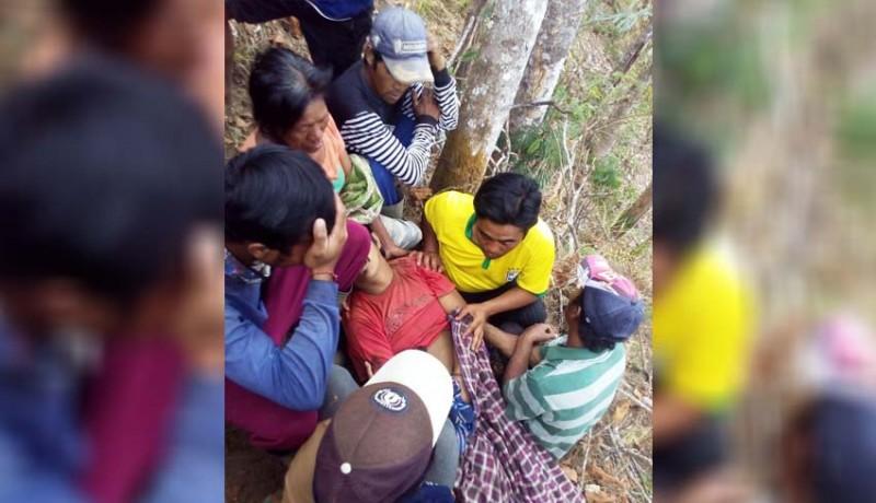 www.nusabali.com-jatuh-dari-pohon-warga-blandingan-tewas