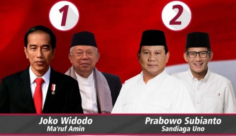 www.nusabali.com-jokowi-maruf-gelar-rakerda-prabowo-sandi-siapkan-saksi