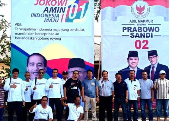 Nusabali.com - difasilitasi-kpu-alat-peraga-kampanye-dipasang-di-jembrana