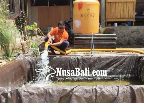 Nusabali.com - sejumlah-wilayah-masih-krisis-air