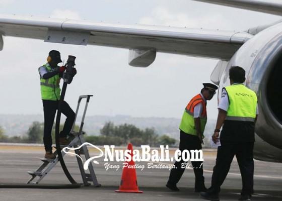 Nusabali.com - otban-lakukan-ramp-check-pesawat