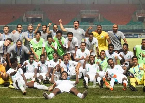 Nusabali.com - arab-saudi-juara-piala-afc-u-19