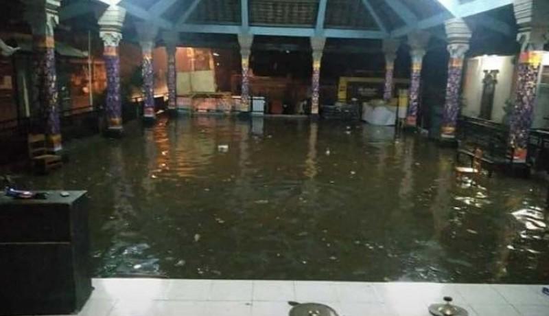 www.nusabali.com-hujan-deras-bale-banjar-banjir