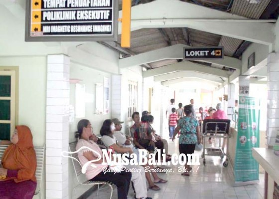 Nusabali.com - pendapatan-brsud-tabanan-menurun