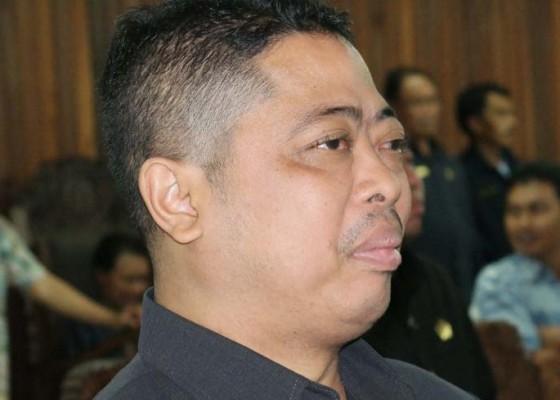 Nusabali.com - anggota-dprd-klungkung-tersangka-biogas