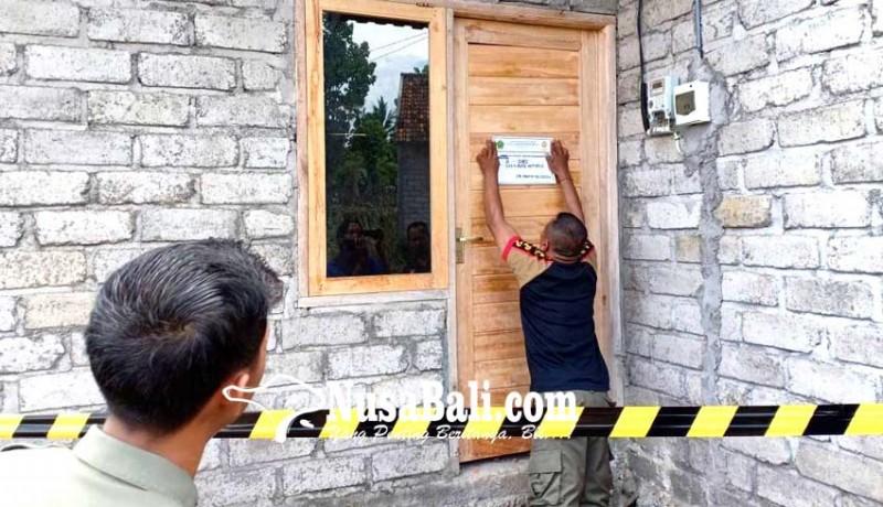 www.nusabali.com-tim-yustisi-segel-proyek-perumahan-bodong-di-perancak