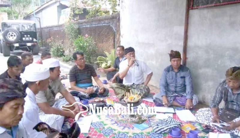 www.nusabali.com-mgpssr-selat-siap-ngayah-di-penataran-pasek