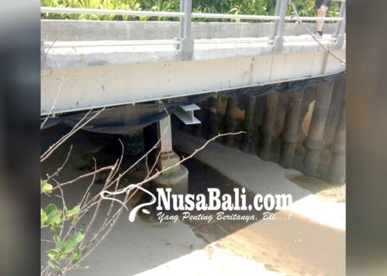 Nusabali.com - buang-limbah-cair-hotel-mulia-disanksi-administrasi-dan-wajib-gelar-bendu-piduka