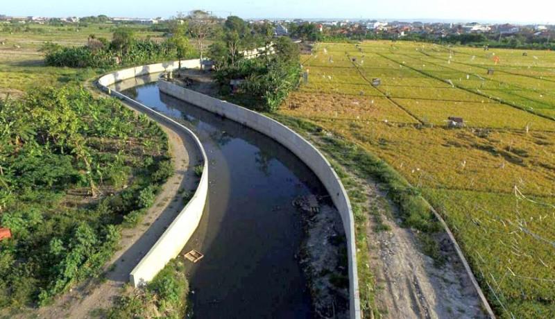 www.nusabali.com-antisipasi-banjir-bws-monitoring-tukad-mati-dari-hulu-hingga-hilir