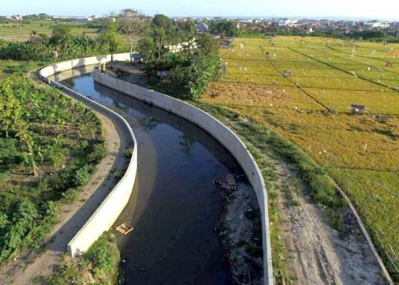 Nusabali.com - antisipasi-banjir-bws-monitoring-tukad-mati-dari-hulu-hingga-hilir
