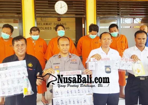 Nusabali.com - digerebek-bandar-sabhu-berhasil-kabur