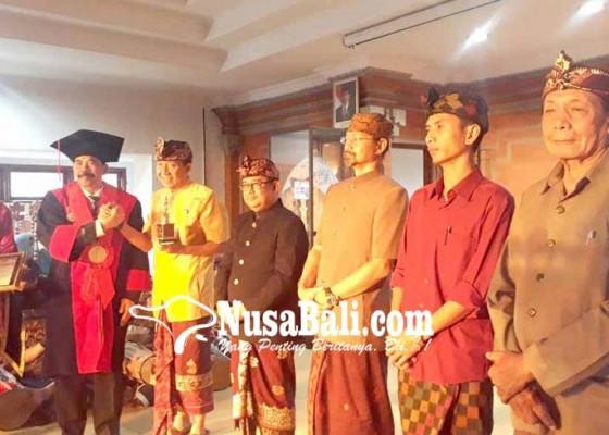 Nusabali.com - ihdn-melangkah-menuju-universitas