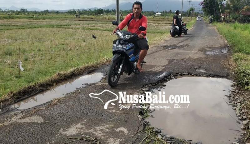 www.nusabali.com-jalan-berlubang-di-samblong-rawan-memicu-kecelakaan