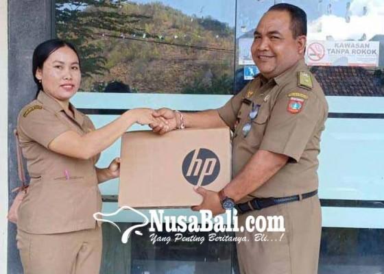Nusabali.com - perbekel-purwekerti-bantu-paud