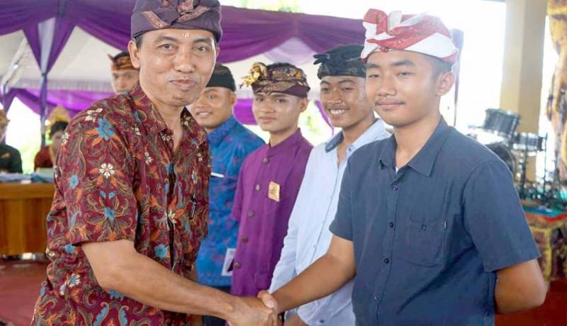 www.nusabali.com-tiga-kandidat-tarung-pemilos-sman-2-amlapura