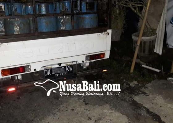 Nusabali.com - pengoplos-gas-lpg-diciduk