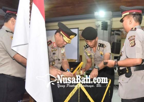 Nusabali.com - kombes-hadi-jadi-dir-polair-akbp-ruddi-jabat-kapolresta-denpasar