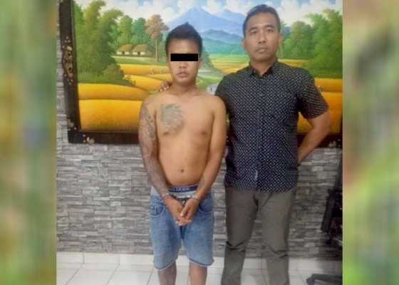 Nusabali.com - pecalang-gadungan-peras-pedagang