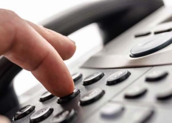 Nusabali.com - call-center-112-bpbd-dikeluhkan